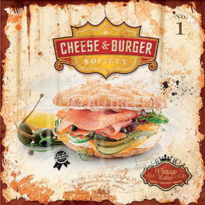Cheese Burger 01