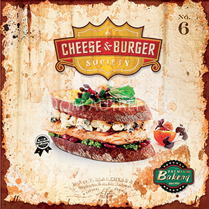 Cheese Burger 06